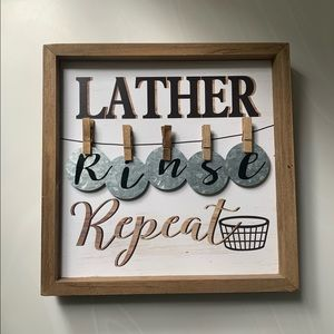 Other - 🌿Farmhouse laundry/bathroom sign